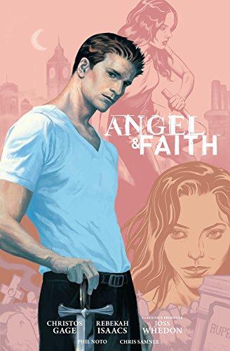 Angel and Faith: Season Nine Library Edition Volume 1 (Angel and Faith Season 9)