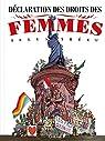 Déclaration des droits de la femme illustrée par Editions du Chêne
