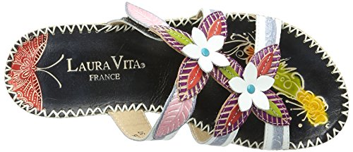 Laura Vita Brendy 05, Ciabatte Donna Bianco (Blanc)