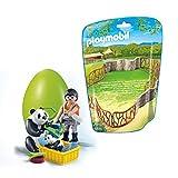 PLAYMOBIL® Pandas & enclos 4922 6656 Panda, Pandababy met animalier ...