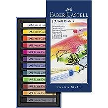 Faber-Castell Studio Quality Doux Multicolore 12pièce(s) - pastels (12 pièce(s))