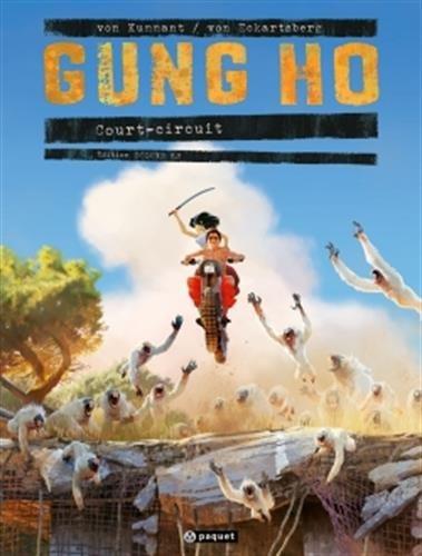 Gung Ho Tome 2.2: Grand format