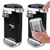 Electric Can Opener Tin Auto Multi Function Magnetic Beer Bottle Knife Sharpener (2)