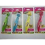 Shopkins School Supplies Clicker 3d Pen Set Of 4 Characters Special Edition