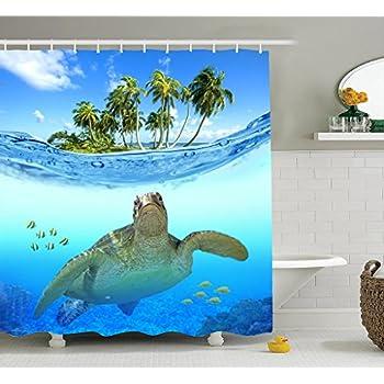 anti schimmel bakteriell edler textil duschvorhang 240 x 200 cm einteilig blau wassertropfen. Black Bedroom Furniture Sets. Home Design Ideas