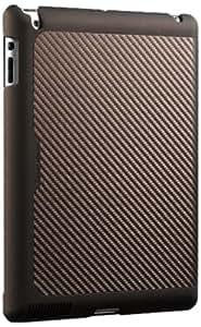 Cooler Master - Yen Folio - Étui pour tablette Web - polyuréthane, polycarbonate, microfibre - Bronze doré - pour Apple iPad (3ème génération); iPad 2; iPad with Retina display (4ème génération)