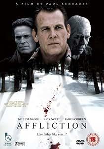 Affliction [DVD] [1997]
