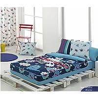 Textilonline - Saco Nordico Con Relleno Monsters (Cama 105 cm, Color Unico)