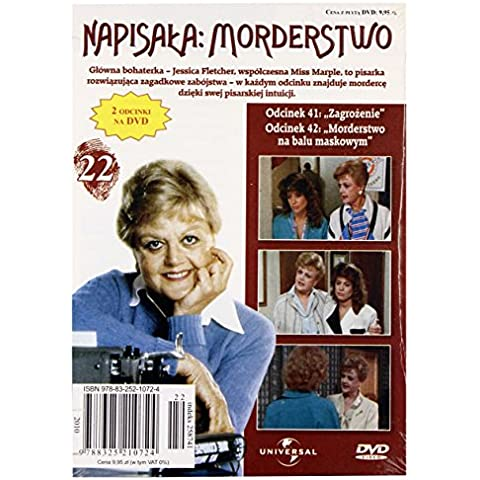 Murder, She wrote: Menace, Anyone? / The Perfect Foil