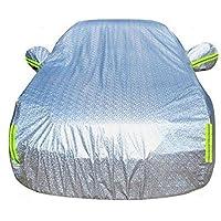 Winsale Funda Exterior del Coche Lona Coche Exterior Cubierta de Coche Impermeable Resistente al Polvo, Lluvia, Rasguño y Nieve para SUV ((YL)485*190*185cm)