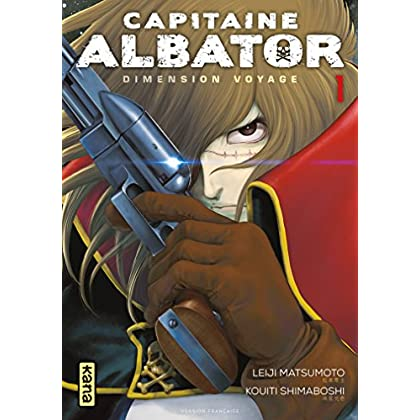 Capitaine Albator - Dimension Voyage - Tome 1 (Capitaine Albator Dimension Voyage)