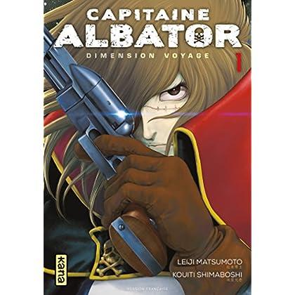 Capitaine Albator - Dimension Voyage - Tome 1 (Capitaine Albator Dimension Voyage)