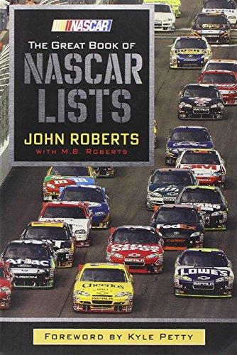 The Great Book of NASCAR Lists por John Roberts
