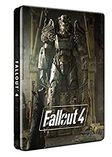 Fallout 4 Uncut - Standard inkl. Steelbook (exkl. bei Amazon.de) - [PlayStation 4] (B012FFEXN2) | Amazon price tracker / tracking, Amazon price history charts, Amazon price watches, Amazon price drop alerts