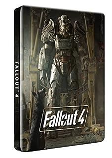 Fallout 4 + steelbook - exclusif Amazon (B012WSMLOK) | Amazon Products
