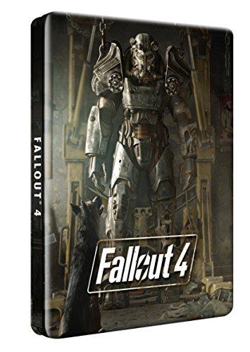 Fallout 4 Uncut - Steelbook (exkl. bei Amazon.de)