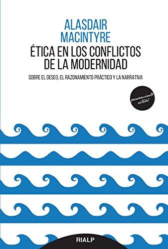 Portada del libro Ética en los conflictos de la modernidad (Pensamiento Actual)