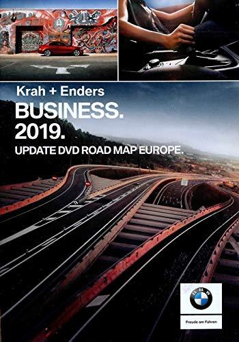 BMW Navi DVD 2019 Europa Business Map 2019 + Einkaufschip