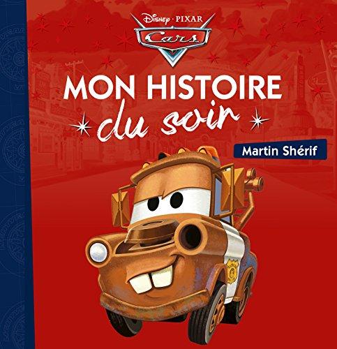 Cars : Martin Shérif por Disney