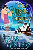 Holly, Curses, and Hauntings (Blue Moon Bay  Book 2)