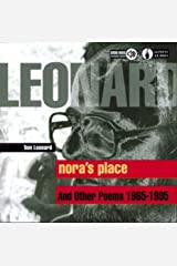 Nora's Place and Other Poems 1965-1995 Audio CD
