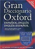 Gran dic oxf esping/ingesp 3 ed (Diccionarios)