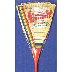 Airlight Household Broom by CHICKASAW & LITTLE ROCK BROOM WORKS