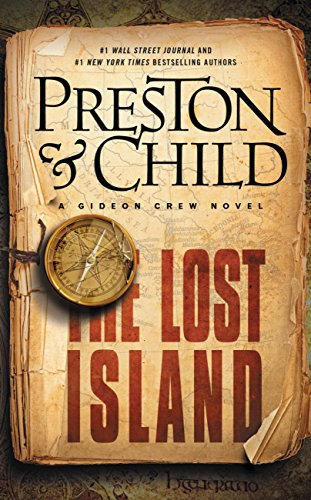 The Lost Island: A Gideon Crew Novel (English Edition) par Douglas Preston