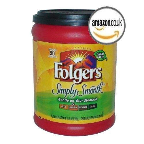 folgers-simply-smooth-medium-roast-coffee-1-x-326g-tub-american-import