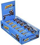 PowerBar Clean Whey Protein Riegel Eiweiß-Riegel (ohne Schokoladenüberzug Fitness-Riegel) - Chocolate-Brownie (18 x 60g)