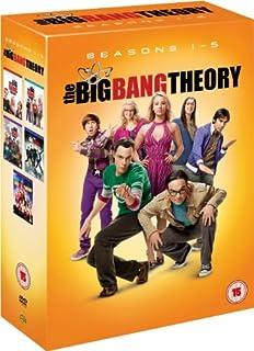 Big Bang Theory - Season 1 [STANDARD EDITION] [Import anglais] (B006TGLX00) | Amazon price tracker / tracking, Amazon price history charts, Amazon price watches, Amazon price drop alerts