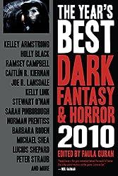 The Year's Best Dark Fantasy & Horror 2010 (English Edition)