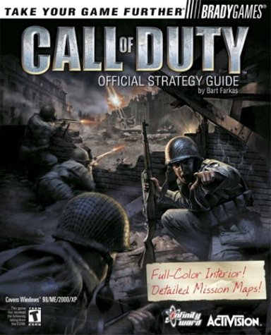 Call of Duty? Official Strategy Guide