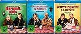 Eberhofer - 3 Blu-Ray Set (Dampfnudelblues + Winterkartoffelknödel + Schweinskopf al dente) - Deutsche Originalware [3 Blu-rays