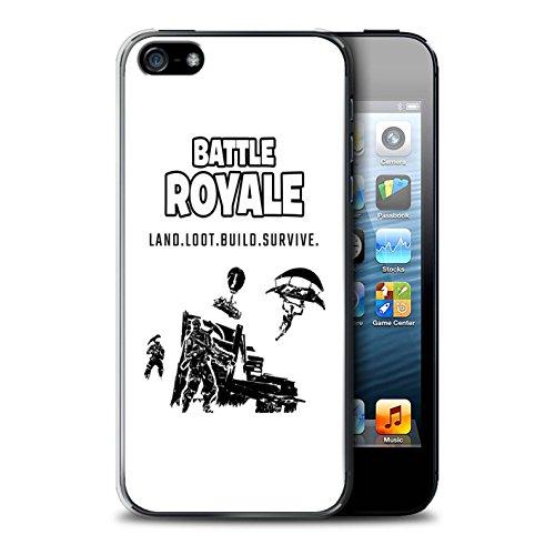 STUFF4Phone Case/Cover/Skin/IP-CC/FN Battle Royale