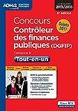 Concours Contrôleur des Finances publiques (DGFIP) - Catégorie B - ...