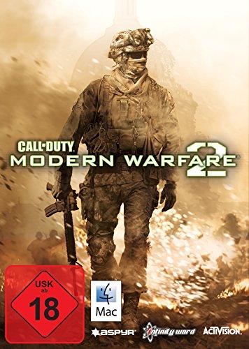 Call of Duty - Modern Warfare 2 [Mac Steam Code]