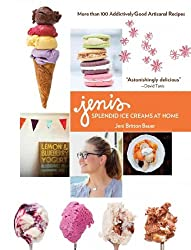 (JENI'S SPLENDID ICE CREAMS AT HOME ) By Bauer, Jeni Britton (Author) Hardcover Published on (06, 2011)
