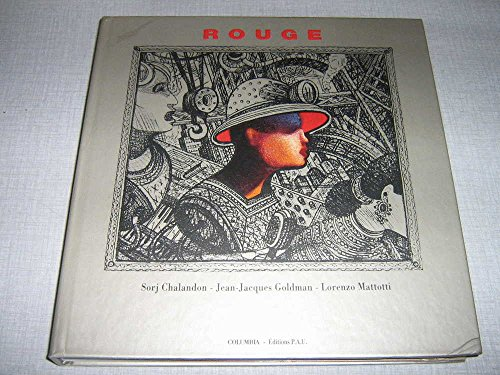 Jean-Jacques GOLDMAN - ROUGE - CD - LTD - -