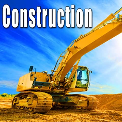 Front End Loader and Dump Truck on Construction Site