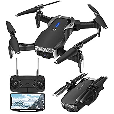 EACHINE Gps Drones With Camera 1080P For Adults? E511S Wifi Fpv Live Video With 1080P Adjustable Wide-Angle Camera And Gps Return Home, 16 Mins Long Flight Time Rc Quadcotper Helicopter