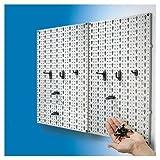 Panneaux muraux de rangement pour outils