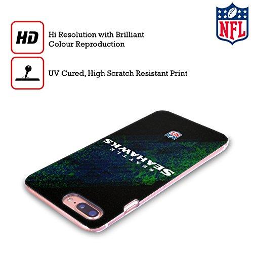 Offizielle NFL Camou Seattle Seahawks Logo Ruckseite Hülle für Apple iPhone 6 / 6s Unschärfe