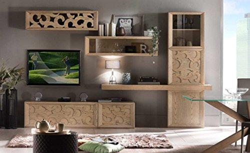 Composizione soggiorno moderna \