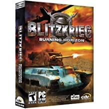 Blitzkrieg Burning Horizon - PC by Softek International