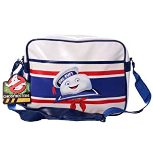 Ghostbusters Stay Puft Messenger Bag