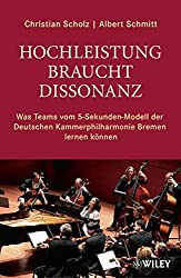 Hochleistung braucht Dissonanz: Was Teams vom 5-Sekunden-Modell der Deutschen Kammerphilharmonie Bremen lernen können