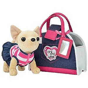 """Fantastico portachiavi apribottiglie con la scritta """"I love Chihuahuas"""", nella parte interna inoltre è racchiuso un apribottiglie in metallo."""