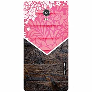 Design Worlds Lenovo Vibe P1 Back Cover Designer Case and Covers
