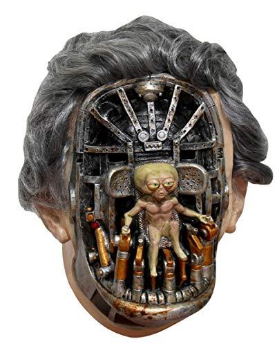 Horror-Shop M.I.B. Arquillianer Maske für Fasching & ()